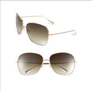 Brand new oliver people's Elsie sunglasses